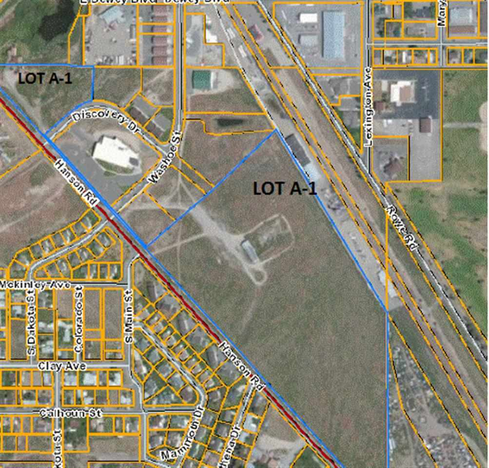 Lot 1-A Hanson Rd Butte, MT - 286605